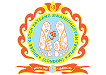 Shree Kutch Sutsung Swaminaraya Temple Logo